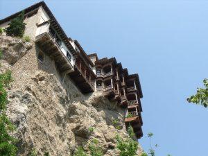 【世界遺産】宙吊りの家(スペイン抽象美術館)|歴史的城塞都市クエンカ