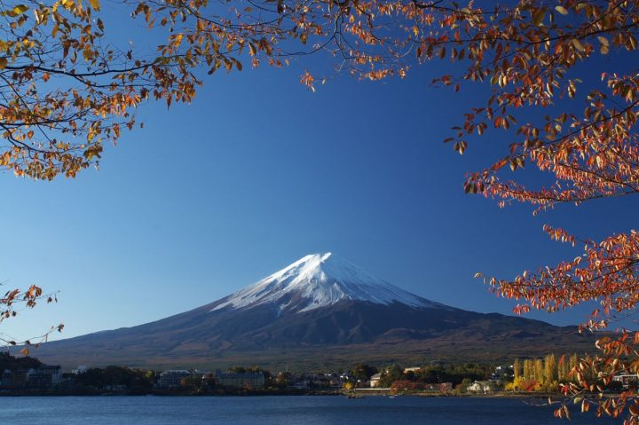 photo credit: 河口湖からの富士山 - Mt.Fuji and Lake Kawaguchi via photopin (license)
