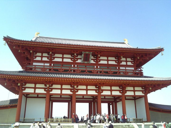 photo credit: 平城宮跡 - Heijo Palace // 2010.04.28 - 03 via photopin (license)