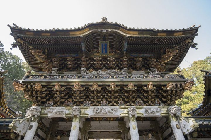 photo credit: Nikko Toshogu Yomeimon gate via photopin (license)