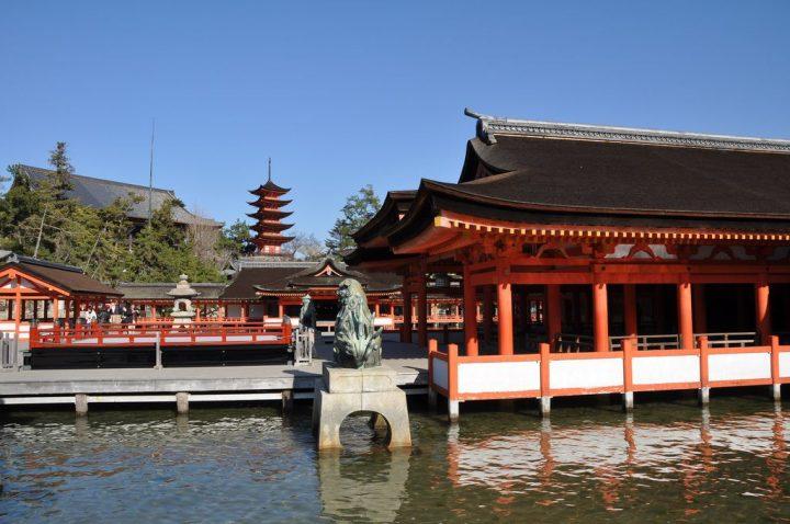 【世界遺産】本殿|厳島神社
