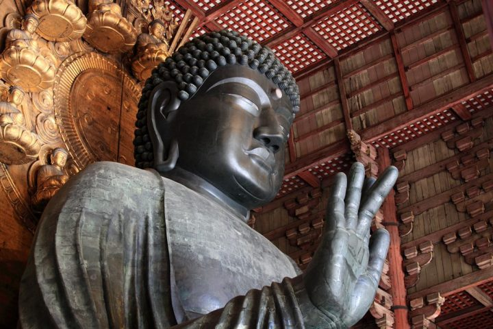 photo credit: Great Buddha / 大仏(だいぶつ) via photopin (license)