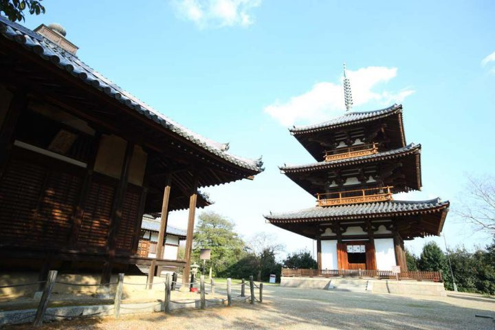 【世界遺産】法隆寺地域の仏教建造物
