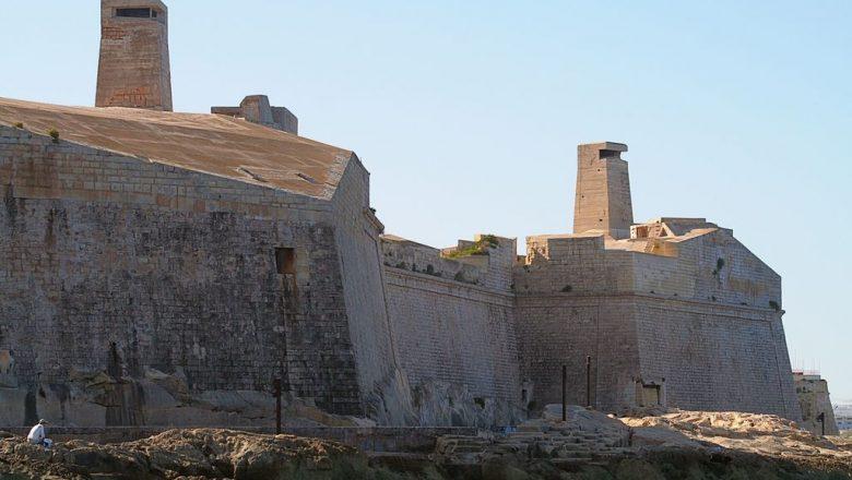 聖エルモ砦|ヴァレッタ市街 (2)