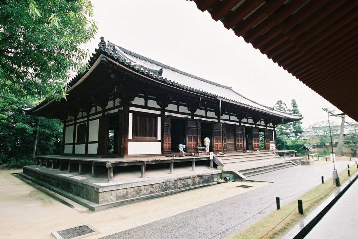 photo credit: Touindou @ Yakushiji Temple via photopin (license)