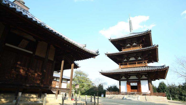 法隆寺地域の仏教建造物の画像 p1_17