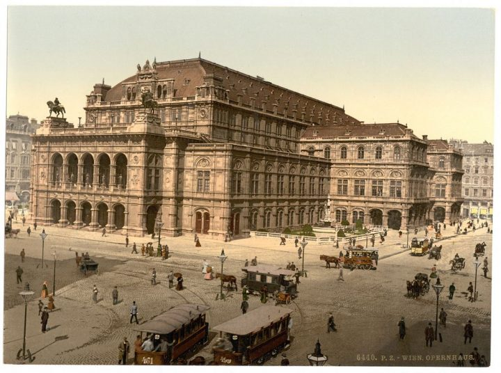 photo credit: The Opera House, Vienna, Austro-Hungary-LCCN2002708423 via photopin (license)