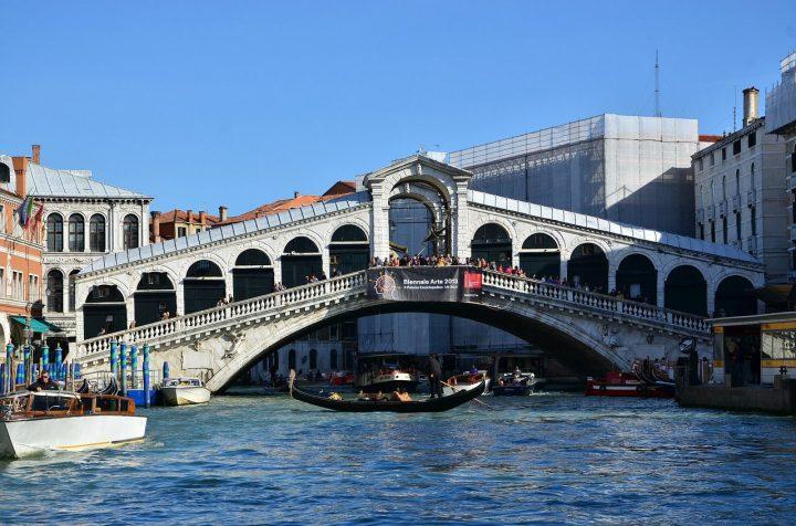 【世界遺産】カナル・グランデの建築群|ヴェネツィアとその潟
