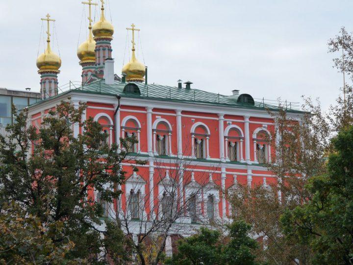 photo credit: Moscow Kremlin Terem Palace 05 via photopin (license)