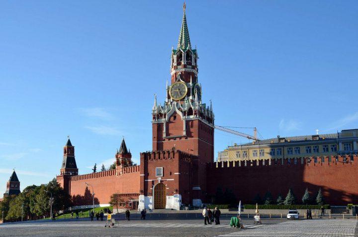 モスクワのクレムリン |世界遺産オンラインガイド