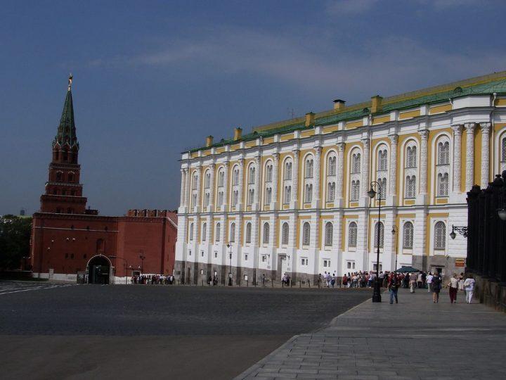 photo credit: Moscow: Kreml via photopin (license)