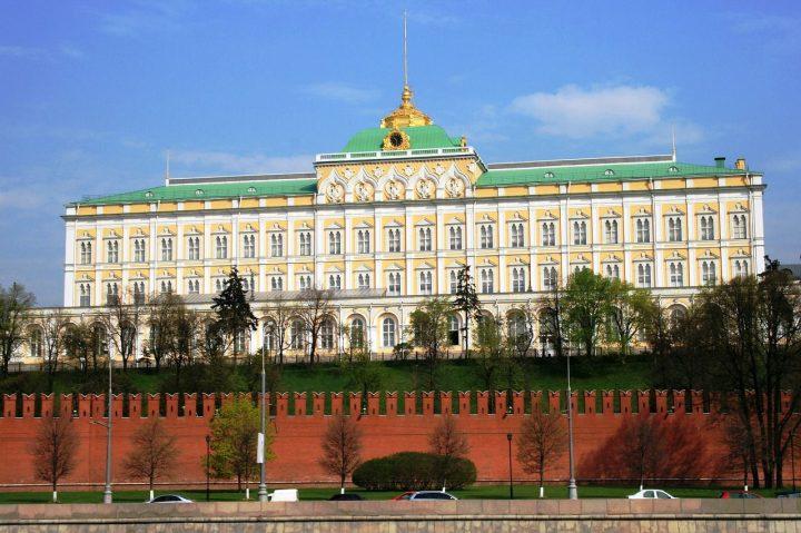 クレムリン|モスクワのクレムリンと赤の広場 (5)