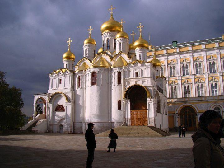 クレムリン|モスクワのクレムリンと赤の広場 (6)