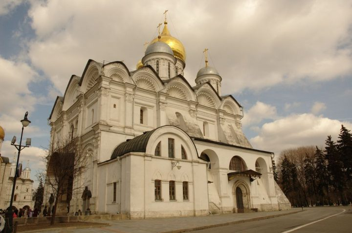 photo credit: The Archangel's Cathedral via photopin (license)
