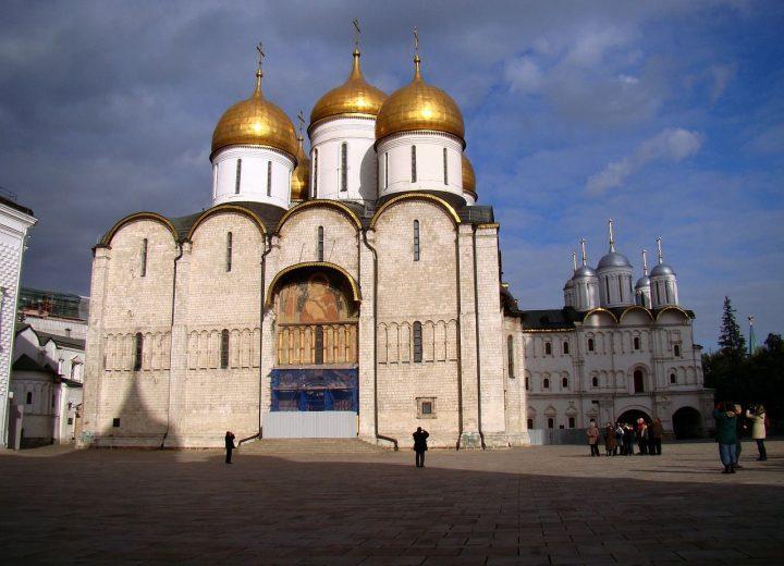 クレムリン|モスクワのクレムリンと赤の広場 (8)