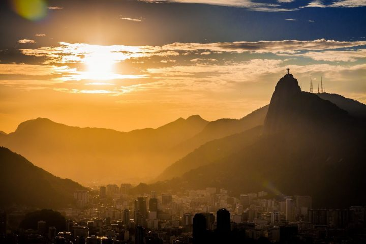 【世界遺産】コルコバードの丘|リオデジャネイロ:山と海との間のカリオカの景観群