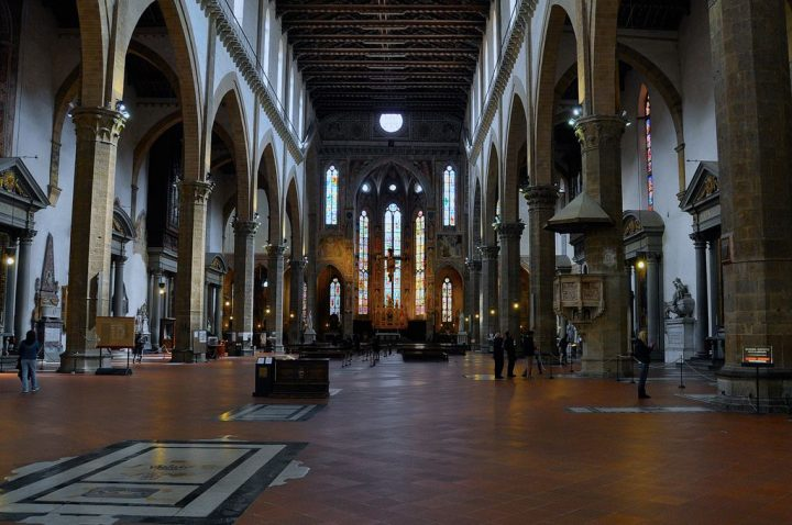 photo credit: Basilica of Santa Croce, Florence via photopin (license)