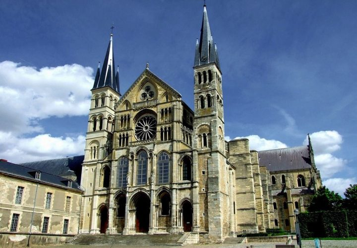 photo credit: Basilique Saint-Remi - Reims (Marne) via photopin (license)