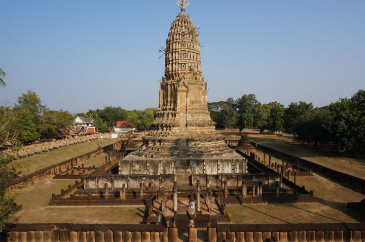 photo credit: Temple at Sukhothai via photopin (license)