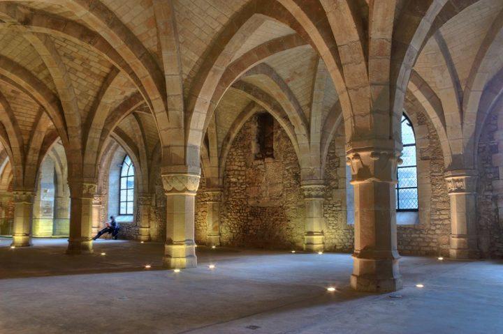 トー宮殿|ランスのノートルダム大聖堂、サンレミ旧大修道院及びトー宮殿 (2)
