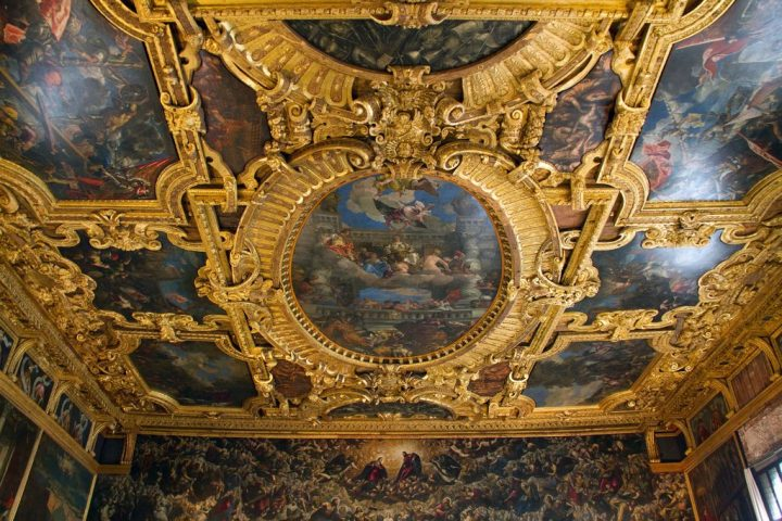 photo credit: Doge's Palace Ceiling 6 via photopin (license)
