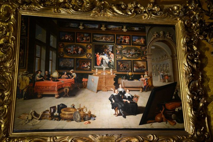 【世界遺産】ピッティ宮殿|フィレンツェ歴史地区