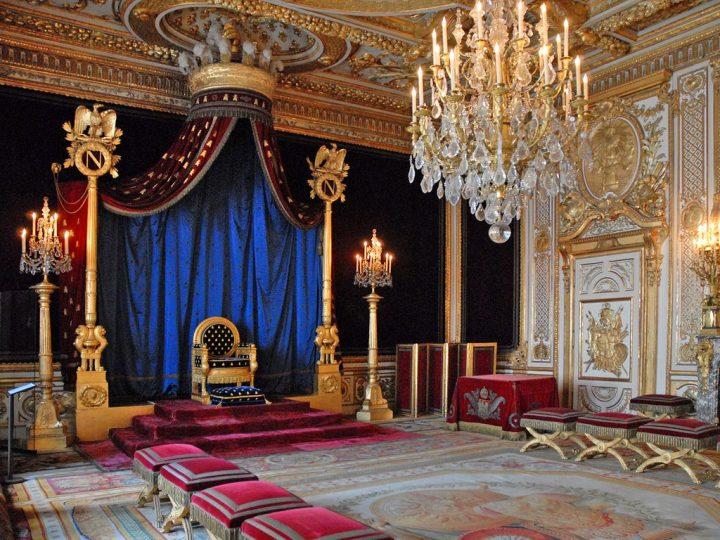photo credit: La salle du Trône (Château de Fontainebleau) via photopin (license)