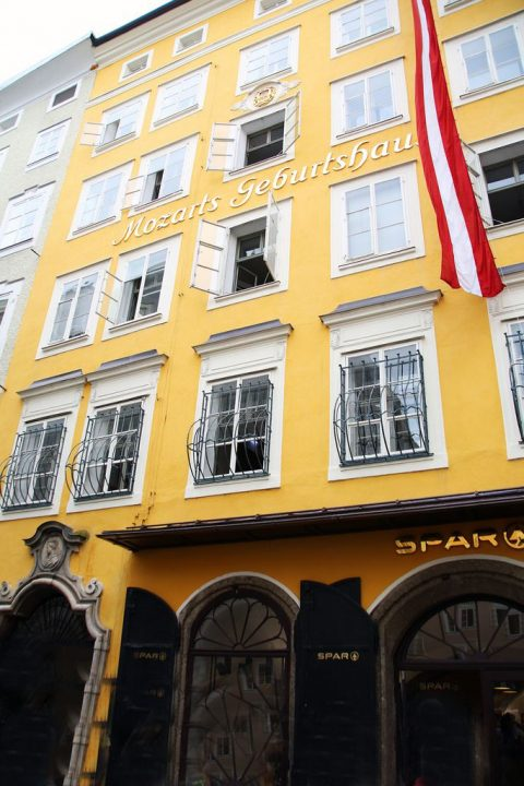 photo credit: Mozart's Birthplace via photopin (license)