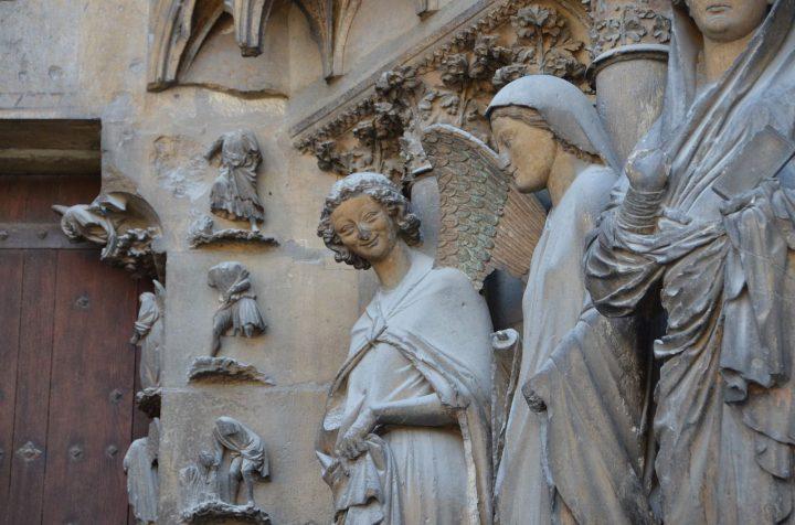 ランスのノートルダム大聖堂|ランスのノートルダム大聖堂、サンレミ旧大修道院及びトー宮殿 (2)