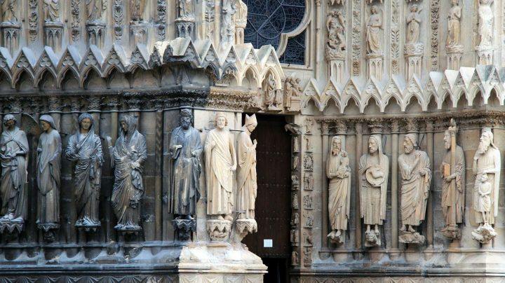 ランスのノートルダム大聖堂|ランスのノートルダム大聖堂、サンレミ旧大修道院及びトー宮殿 (3)