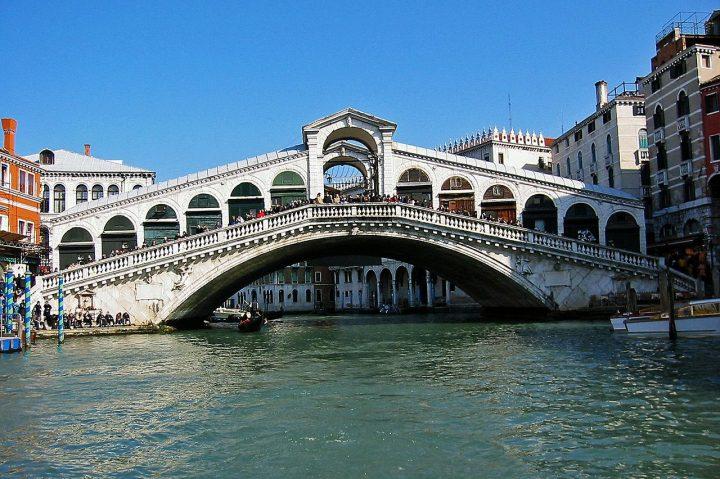 リアルト橋|ヴェネツィアとその潟