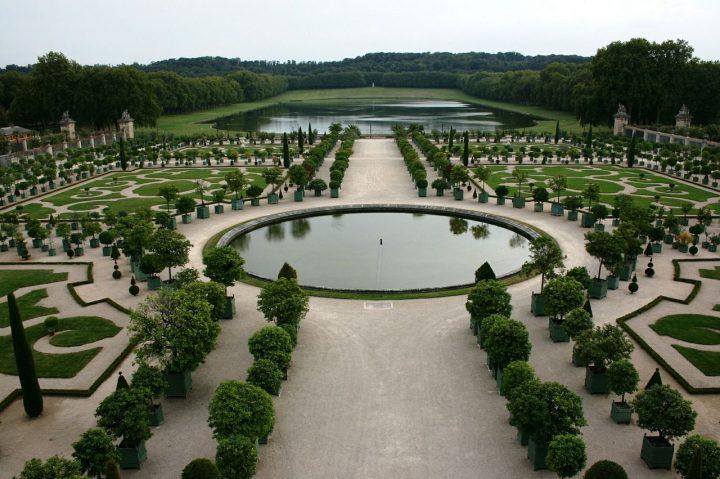 ヴェルサイユの庭園|ヴェルサイユの宮殿と庭園 (4)