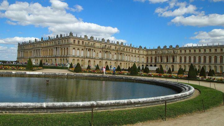 ヴェルサイユの庭園|ヴェルサイユの宮殿と庭園 (9)