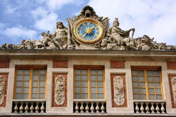 【世界遺産】ヴェルサイユ宮殿|ヴェルサイユの宮殿と庭園