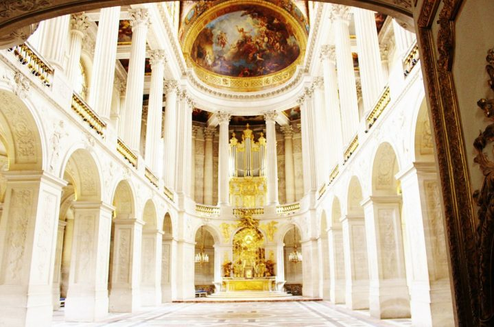 ヴェルサイユ宮殿|ヴェルサイユの宮殿と庭園 (5)