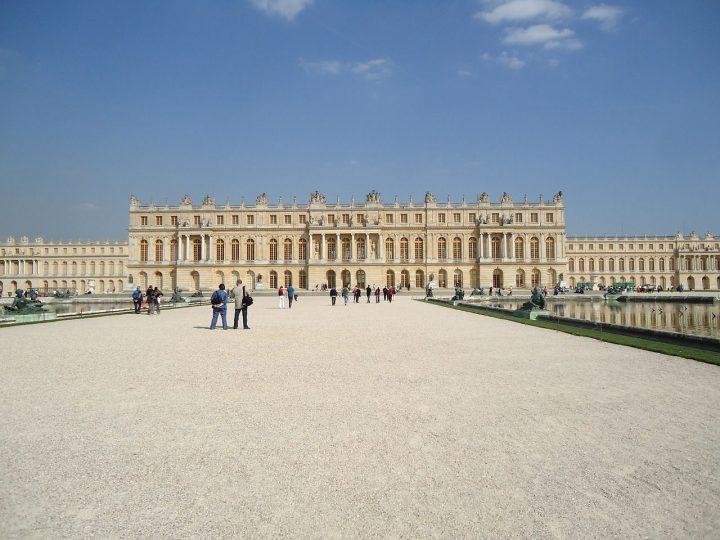 ヴェルサイユ宮殿|ヴェルサイユの宮殿と庭園