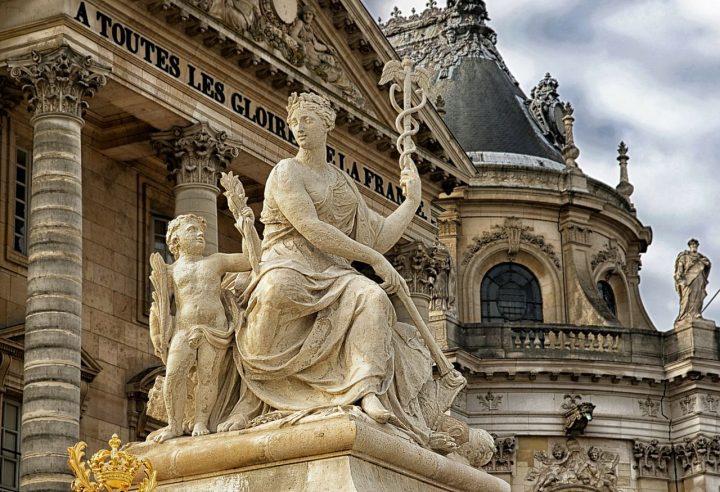 ヴェルサイユ宮殿|ヴェルサイユの宮殿と庭園 (8)