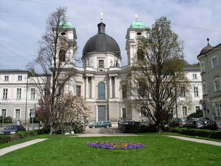 【世界遺産】ザルツブルク市街の歴史地区