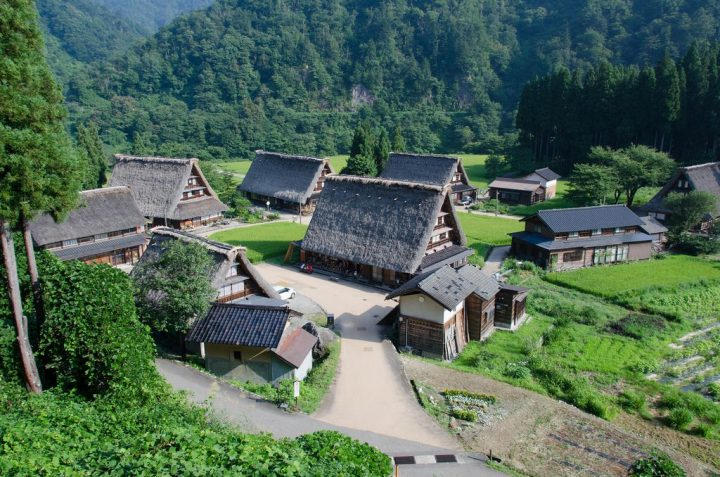 photo credit: Historic Village of Gokayama via photopin (license)