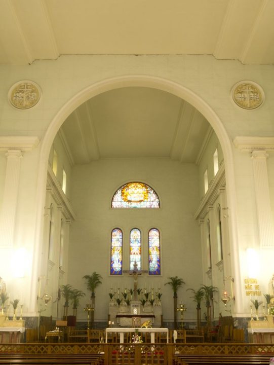 【世界遺産】大堂(カテドラル)|マカオ歴史地区