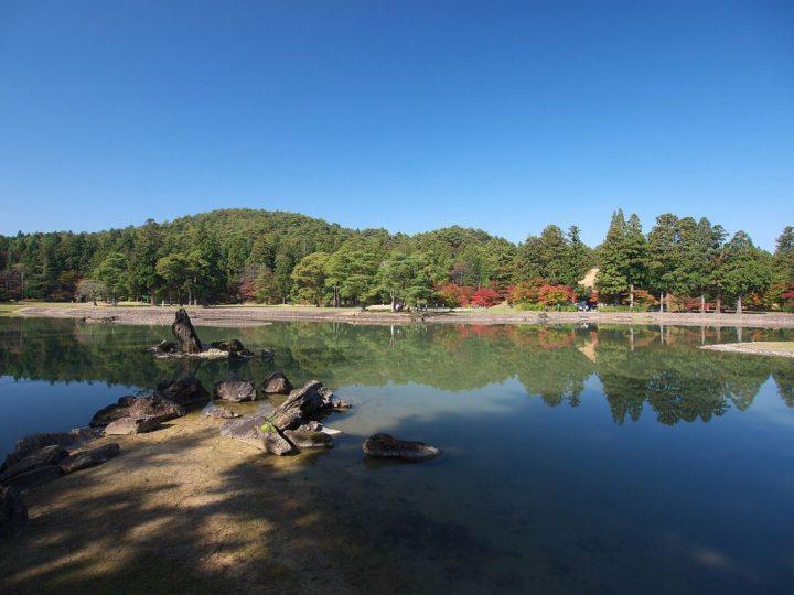 photo credit: The Pure Land garden of Mōtsū-ji via photopin (license)