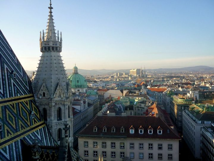 聖シュテファン大聖堂|ウィーン歴史地区 (2)