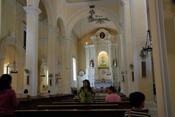 【世界遺産】聖ドミニコ教会|マカオ歴史地区
