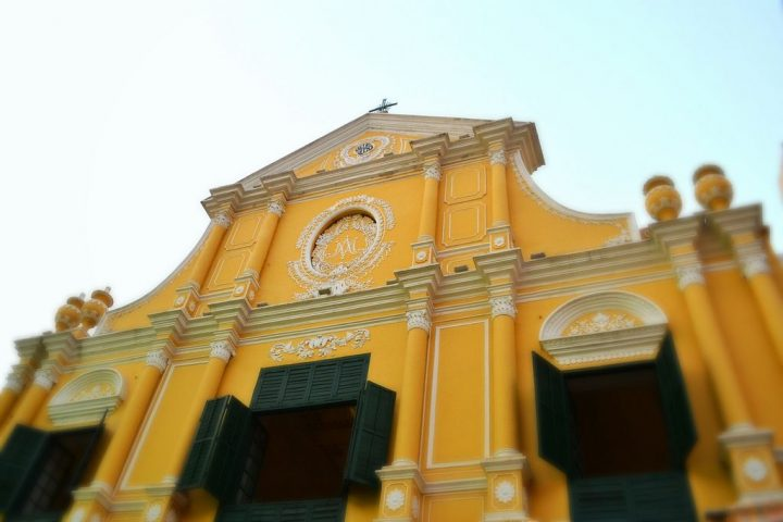 photo credit: St. Dominic's Church, Macau (玫瑰堂, 澳門) via photopin (license)