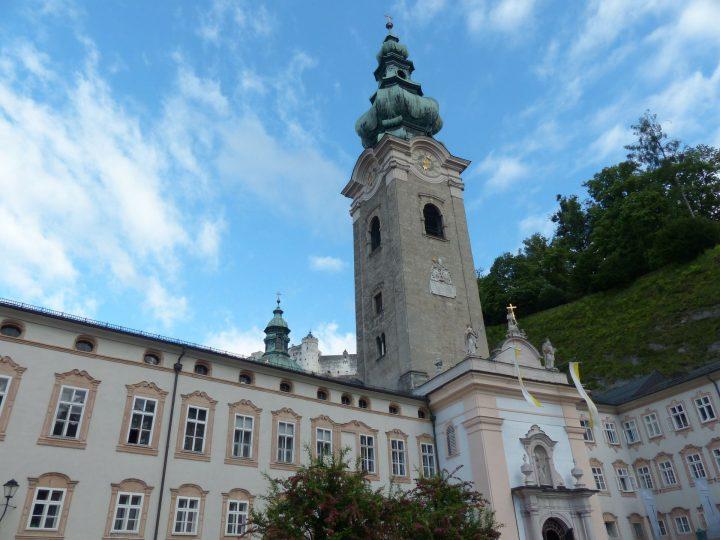 聖ペーター教会|ザルツブルク市街の歴史地区