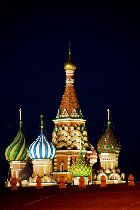 photo credit: St. Basil's Cathedral via photopin (license)