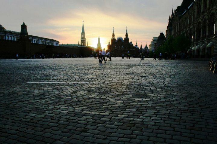 赤の広場|モスクワのクレムリンと赤の広場 (3)
