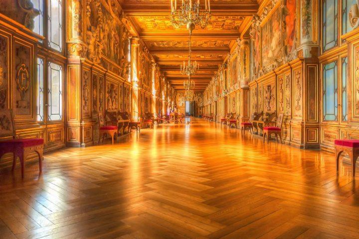 フォンテーヌブロー宮殿の画像 p1_33