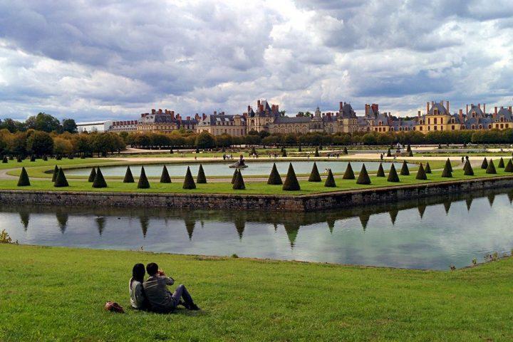 フォンテーヌブロー宮殿の画像 p1_22