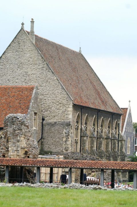 photo credit: St. Augustine's Abbey @ Canterbury via photopin (license)